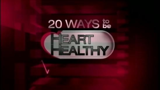 20 Ways To Be Heart Healthy: Chocolate