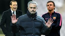 Gossip: Chelsea and Arsenal 'fight' for Allegri and Enrique, Mourinho 'divides' Man United dressing room