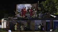 Un tornado destruye un motel en Oklahoma; hay 2 muertos