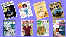 Today only, popular digital magazine subscriptions start at $1 on Amazon