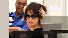 Camila Cabello Posed Her Way Through the Airport