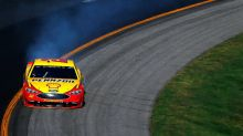 Joey Logano further on playoff brink after New Hampshire suspension issue