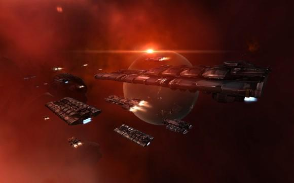 EVE Online turns 6 today, announces over 300k subscribers
