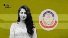 Sushant Case: Rhea Chakraborty Questioned For Third Day By CBI