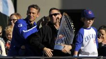 Cubs, Red Sox bring their curse-breaking trophies together for a good cause