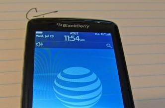 BlackBerry Monza 9860 photos emerge, ready to take the world by Storm
