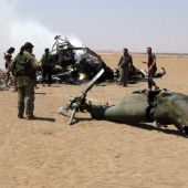 Five dead as Russian military helicopter downed in Syria