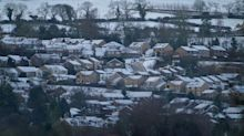 Snow and ice warnings issued across UK as sub-freezing temperatures set to continue