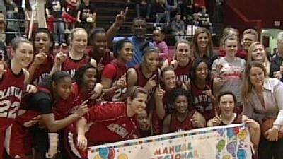 Manual, Butler Win Regional Crowns