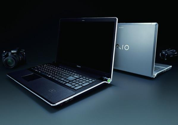Sony's 18.4-inch Type A VAIO for Type A photog personalities