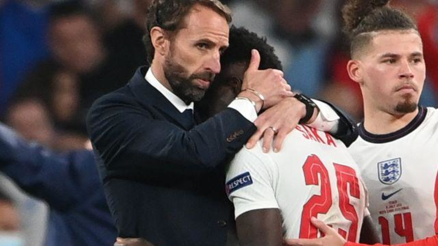 Euro 2020: Southgate takes responsibility for England's loss against Italy at Wembley