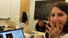 Foto von Schwarzem Loch: Sexisten feinden Wissenschaftlerin an