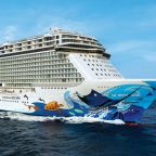 One of Norwegian Cruise Line's biggest ships to move to Florida's Port Canaveral