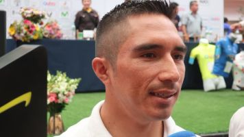 Once equipos en la Vuelta a Ecuador, con Byron Guama entre los favoritos