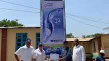 Watts Partners with Planet Water Foundation to Bring Clean Water to India
