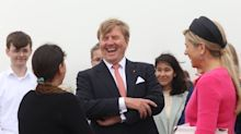 Ohne Krone - König Willem-Alexander in Deutschland