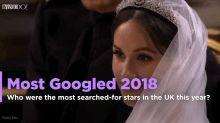 Find out who is Google's Most-Searched Person of 2018