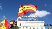 Madrid asks for help from Spanish army against coronavirus surge