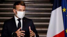 France imposes four-week national lockdown to combat coronavirus