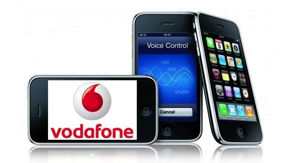 Vodafone nabs iPhone in prelude to UK price war