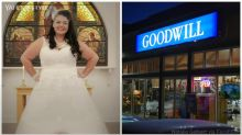 Husband Accidentally Donates Wife's Wedding Dress to Goodwill