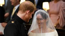 Meghan Markle's dressmakers washed hands 'every 30 minutes' while working on wedding gown