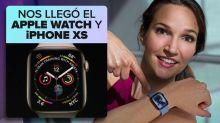 iPhone XS y Apple Watch Series 4: Nuestras primeras impresiones
