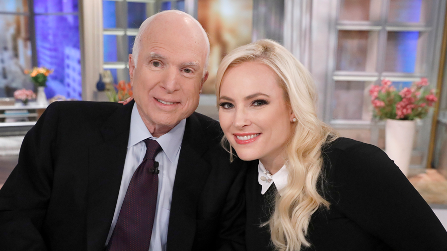 Meghan McCain Pens Emotional Tribute to Late Father John on 1-Year Anniversary of His Death