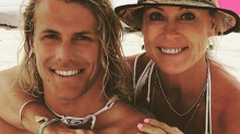 Why Jett Kenny is 'very proud' of mum Lisa Curry