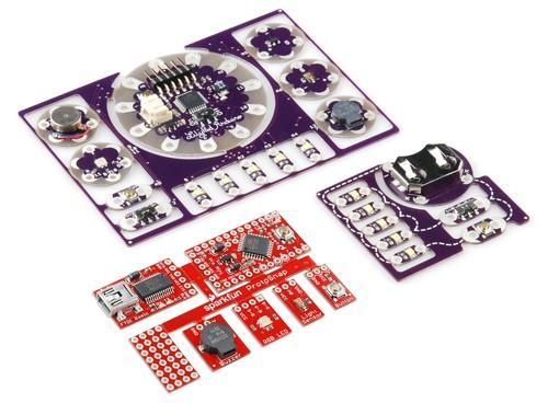SparkFun launches ProtoSnap, pre-wired Arduino kits for beginners (video)