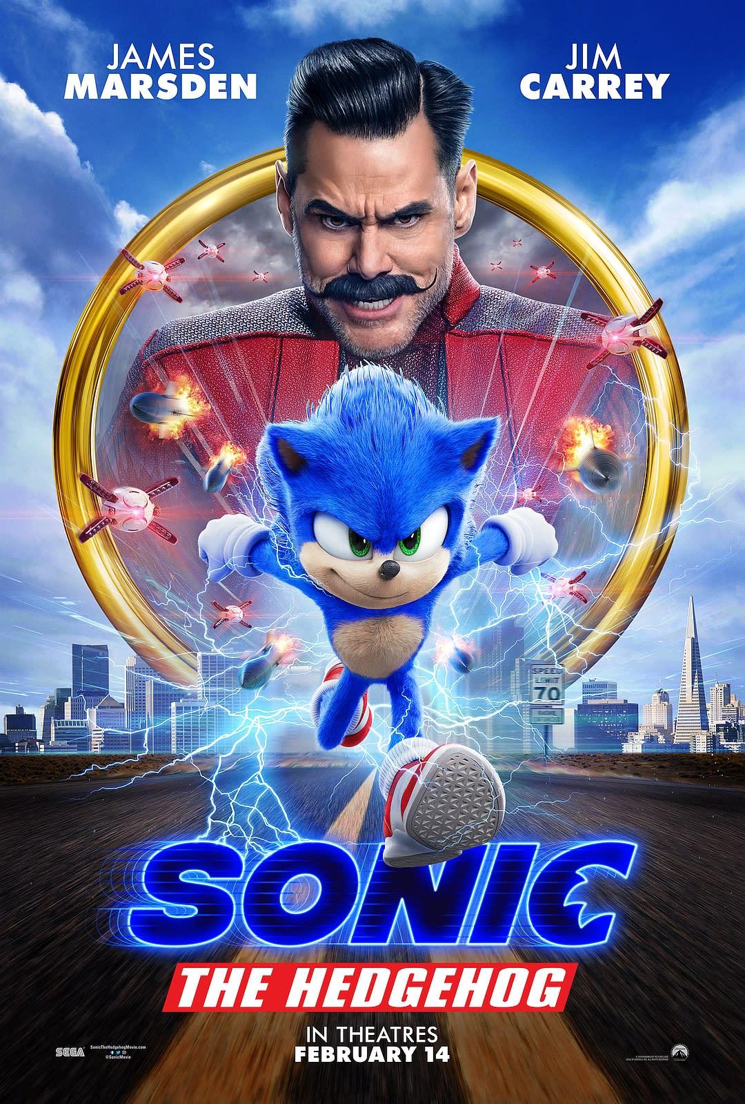 World Box Office Sonic The Hedgehog A Runaway Success
