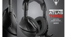 Global Gaming Audio Leader Turtle Beach Launches Into PC Gaming With Three All-New Atlas Gaming Headsets - Now Available At Retail