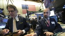 Stocks turn higher as markets remain volatile; oil drops