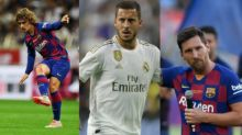 Os atletas mais valiosos do Espanhol