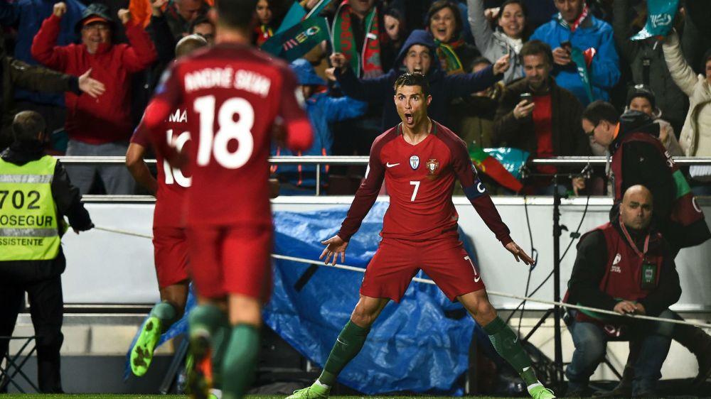 "Portugal, Cristiano Ronaldo : ""André Silva fait un travail phénoménal"""