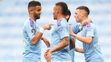 Man City make Premier League history with five players in double figures
