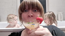 Mum shares hack to make homemade cocktails with baby food