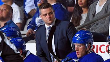 Leafs AHL coach expected to stay with Marlies