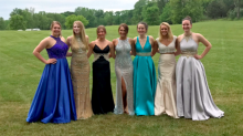 Teen Was in the Hospital for Her Prom, So Her Friends Threw Her Another One