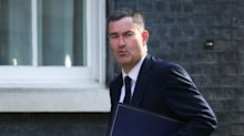 Anti-no deal MP David Gauke in the running for treasury select committee chair