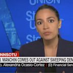 AOC: I'm 'inclined to say yes' that Justice Stephen Breyer should retire at the end of the Supreme Court's current term
