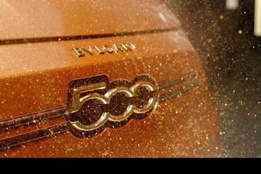 Fiat第一個關於三個永恆大師作品故事的短片 與Armani、Bvlgari以及Kartell合作的500聯名車款