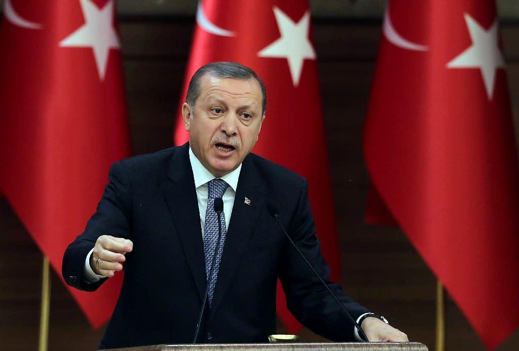 Recep Tayyip Erdogan has dominated the Turkish political scene since 2003 (AFP Photo/Adem Altan)