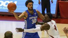 Alabama dominated Kentucky with Olivier Sarr on the floor