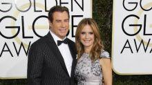 John Travolta recurre a su jet privado para 'sorprender' a su esposa Kelly Preston