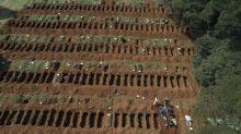 Coronavírus: São Paulo prevê 1,2 mil mortes no fim de semana e 100 mil em 6 meses