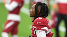 Cardinals' DeAndre Hopkins makes a statement with shirt featuring famous Malcolm X quote
