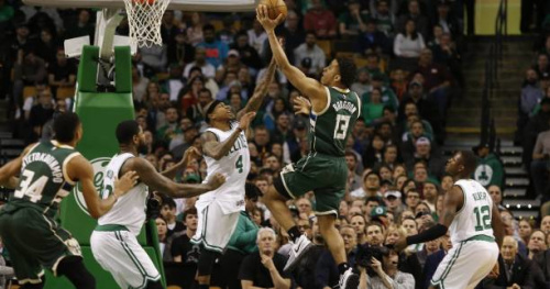 Basket - NBA - NBA : Boston et Washington surpris, Charlotte s'accroche à son rêve