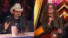 Brad Paisley moved by 'AGT' contestant's inspirational song about overcoming bullying