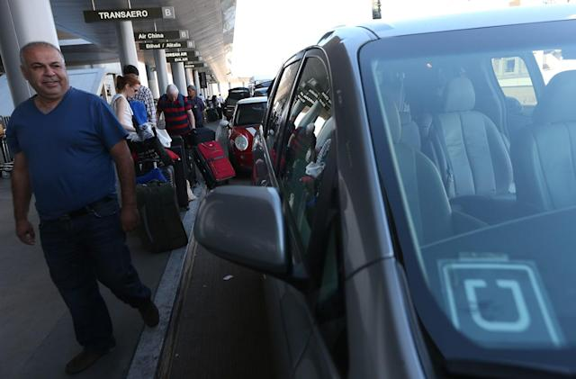 Uber will allow nonviolent criminals to drive in California
